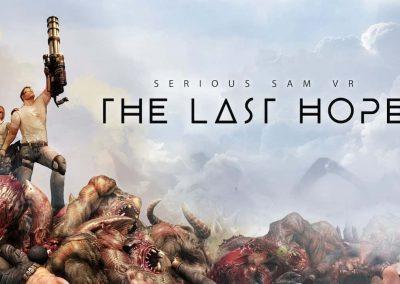 Serious Sam: The Last Hope